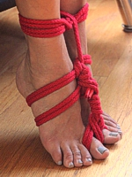 red rope lesson