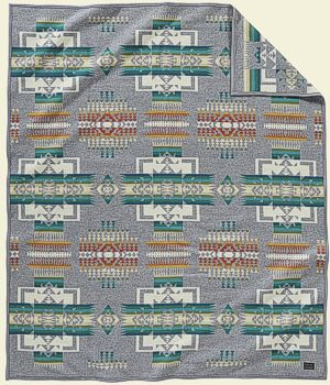 Pendleton Chief Joseph Blanket in
