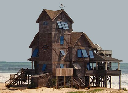 Seaglass House